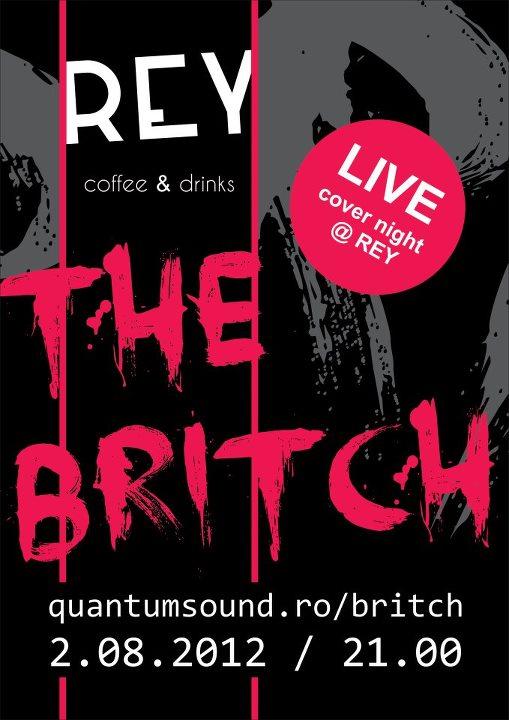 The Britch @ REY