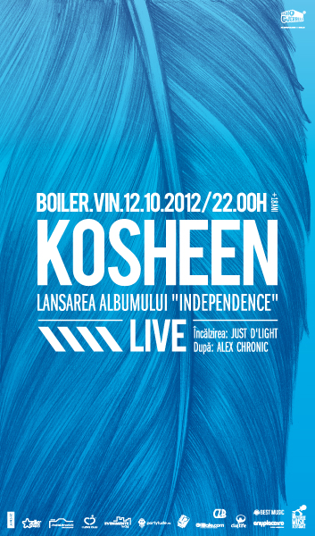 Kosheen @ Boiler Club