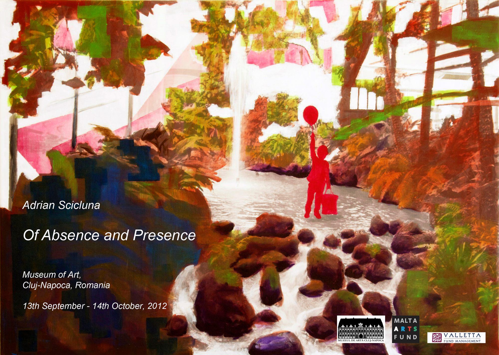 Despre absenţă şi prezenţă @ Muzeul de Artă