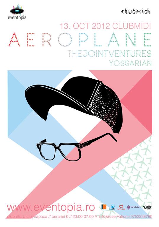 Aeroplane @ Club Midi