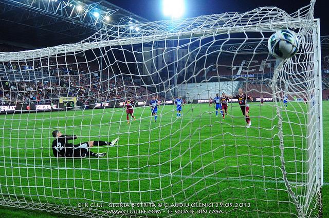 Poze: CFR Cluj – Gloria Bistrita