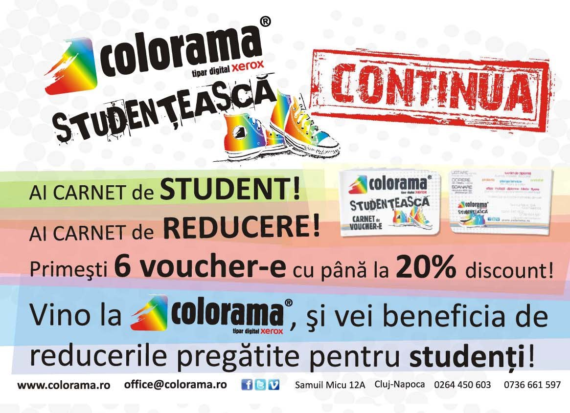 Colorama Studenteasca