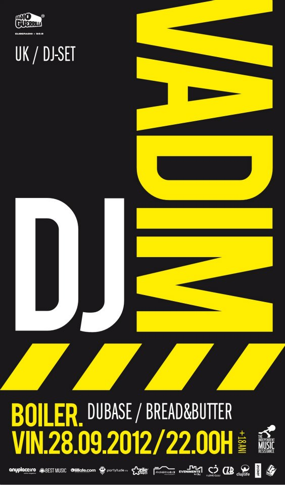 DJ Vadim @ Boiler Club