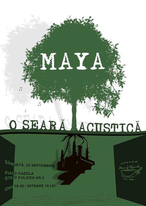 Maya @ Piano Cazola
