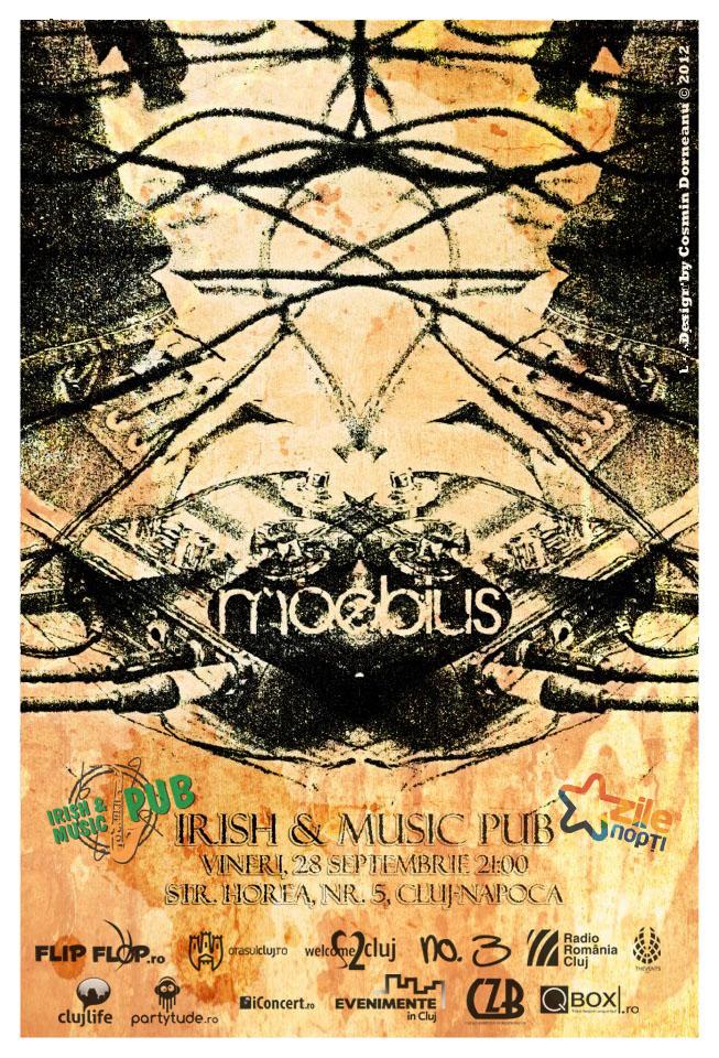 Moebius @ Irish & Music Pub
