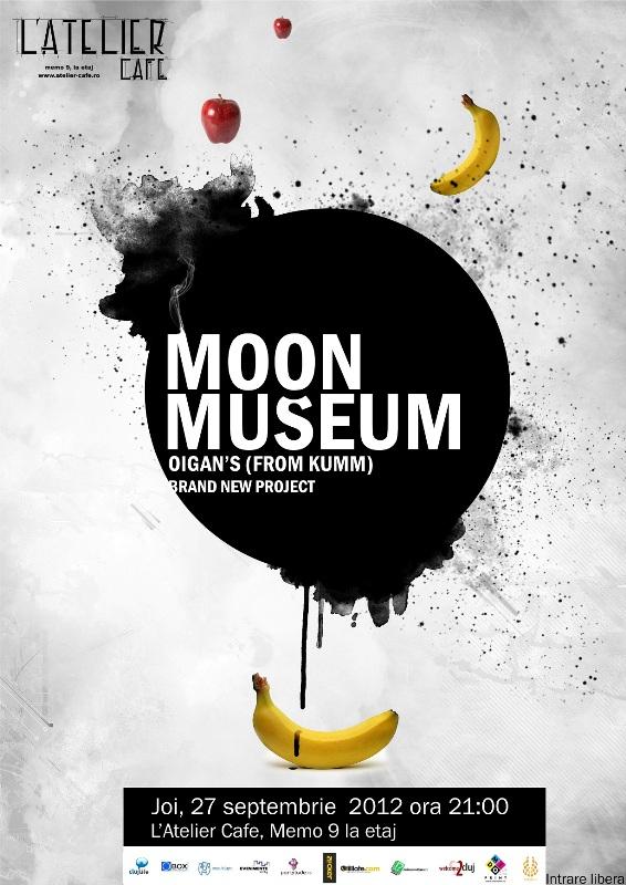 Moon Museum @ L'Atelier Cafe