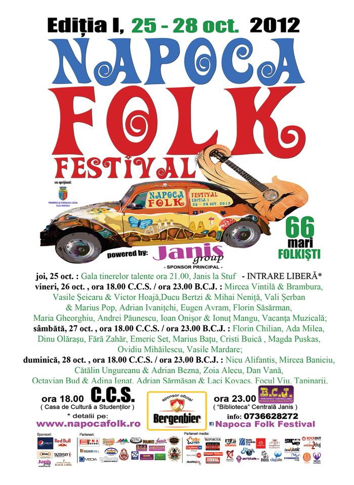 Napoca Folk Festival