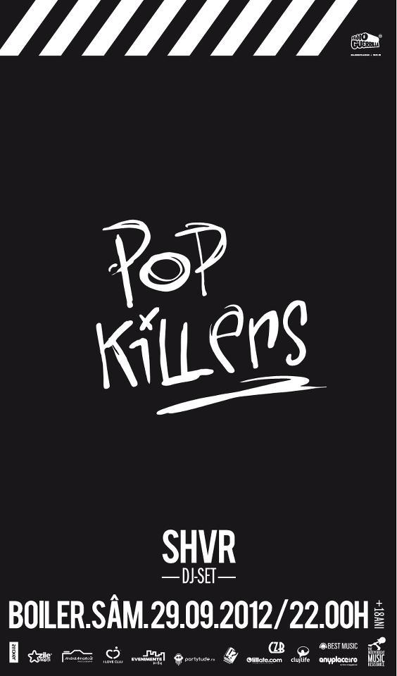 Pop Killers @ Boiler