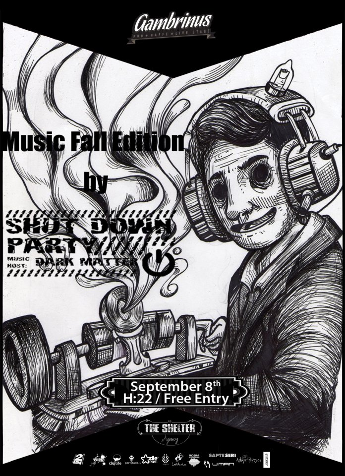 Shut Down Party – Music Fall Edition