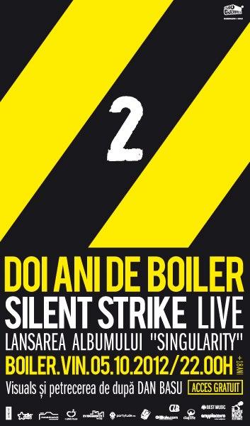 2 ani de Boiler Club