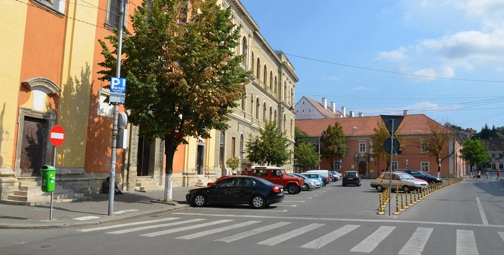 Strada Universitatii – Cluj