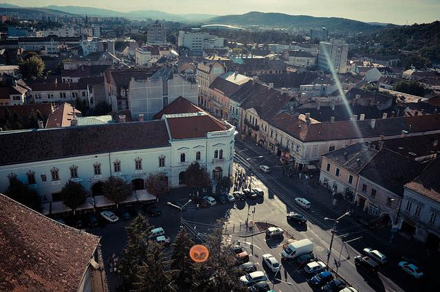 Piata Unirii – Cluj
