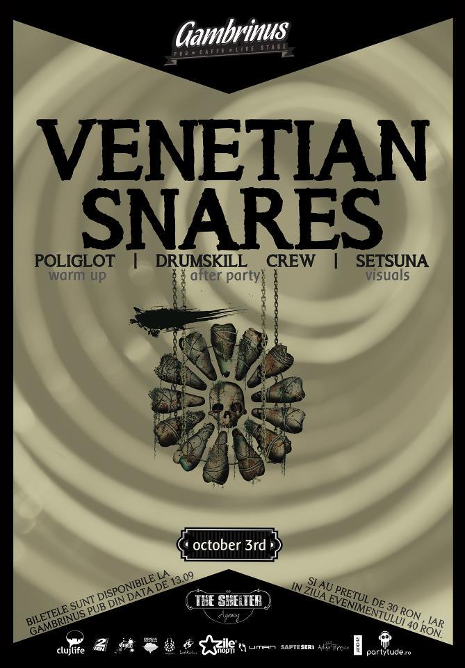 Venetian Snares @ Gambrinus Pub