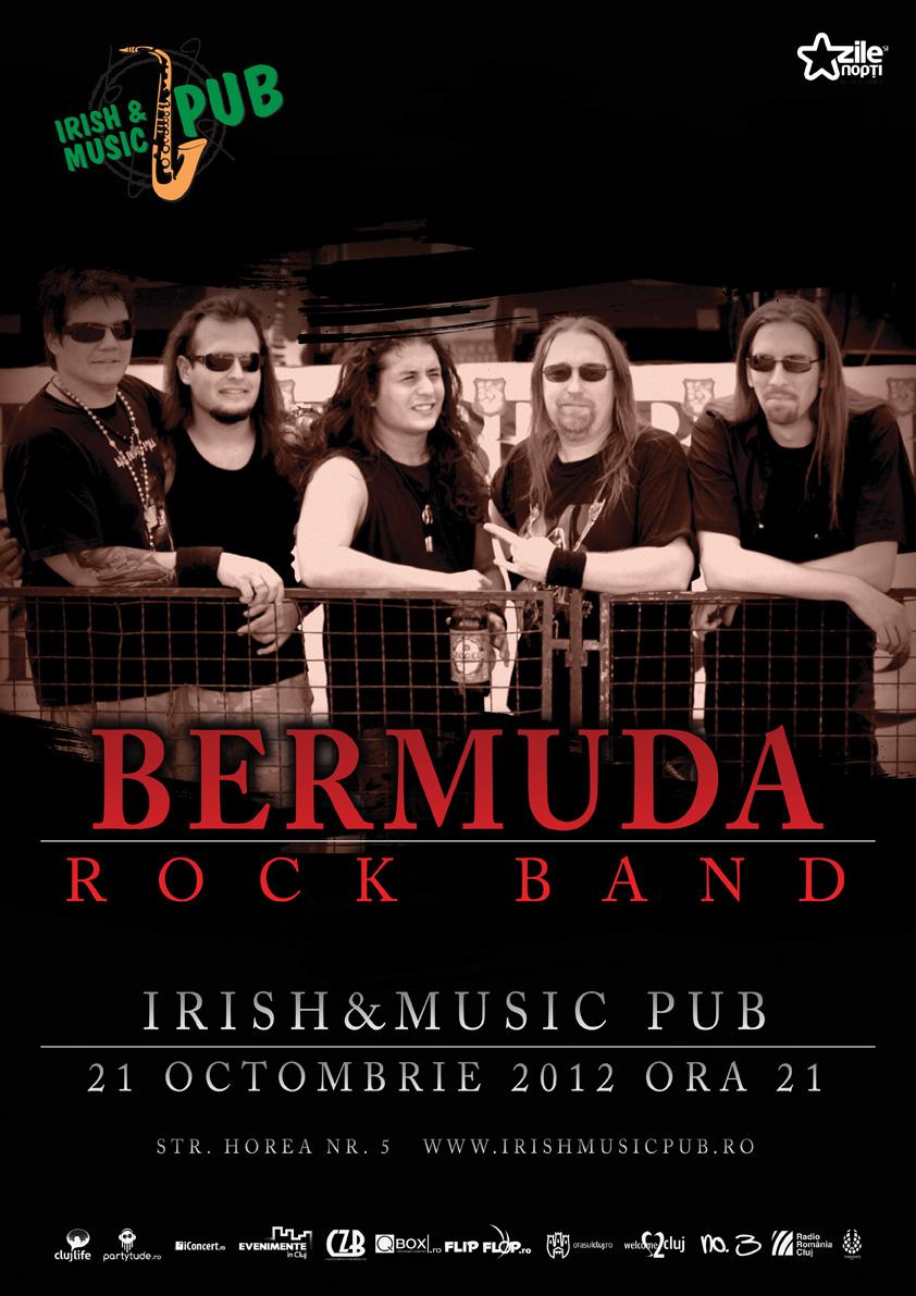 Bermuda @ Irish & Music Pub