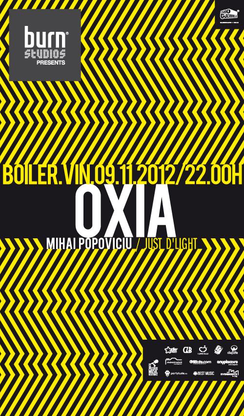 Oxia @ Boiler Club
