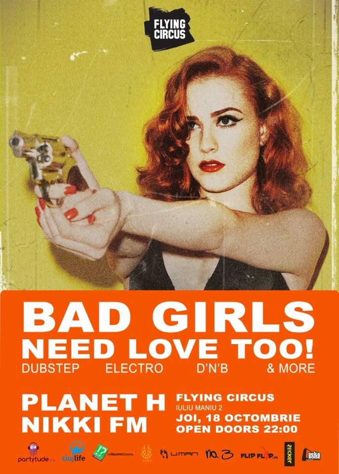 Bad girls need love too!