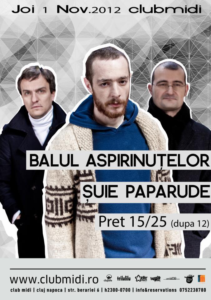 Balul Aspirinutelor @ Club Midi