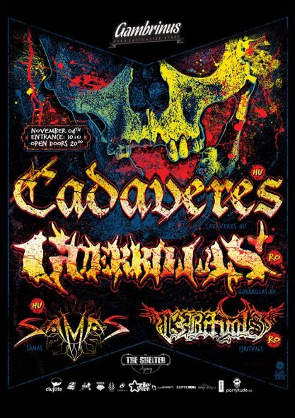 Cadaveres @ Gambrinus Pub
