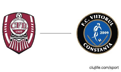 CFR Cluj – FC Viitorul Constanta
