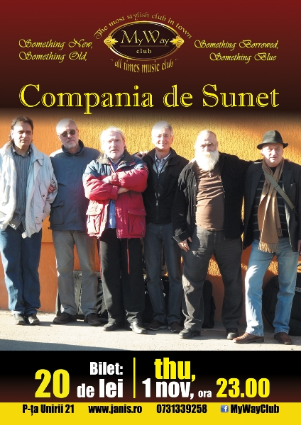Compania de sunet @ Club My Way