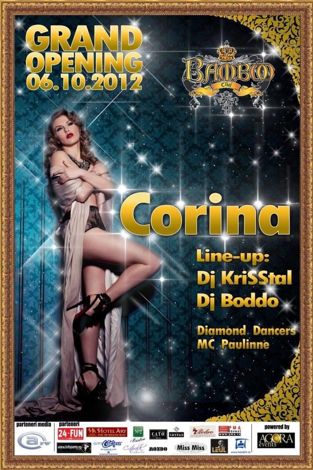 Corina @ Club Bamboo