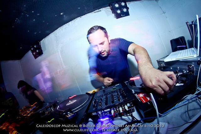 Poze: Caleidoscop Muzical @ Boiler Club