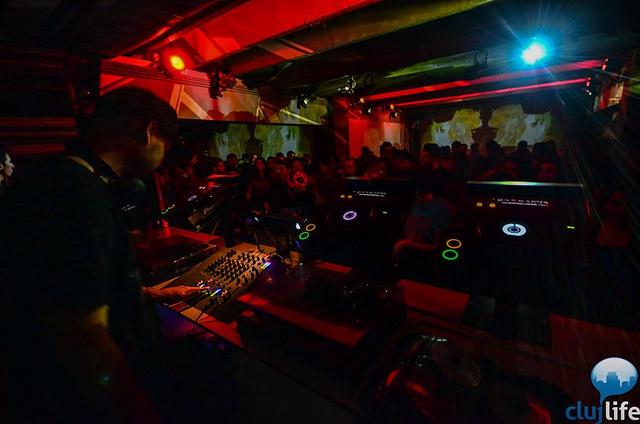 Poze: DJ Madd @ Club Midi