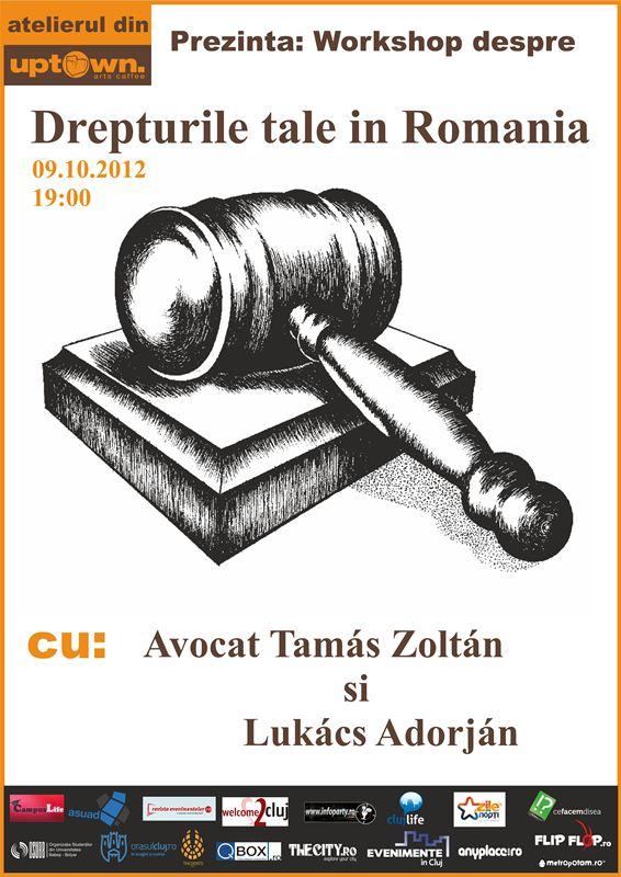 Workshop despre drepturile omului in Romania