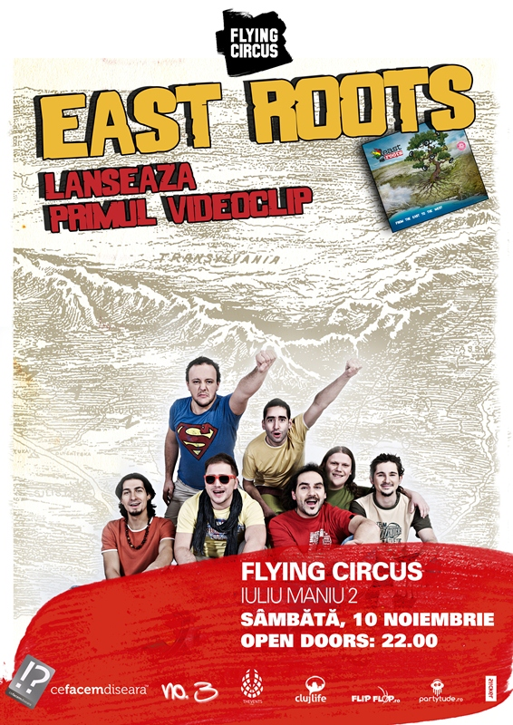 East Roots @ Flying Circus Pub