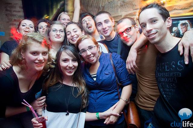 Poze: Erasmus Welcome Party @ Beci36