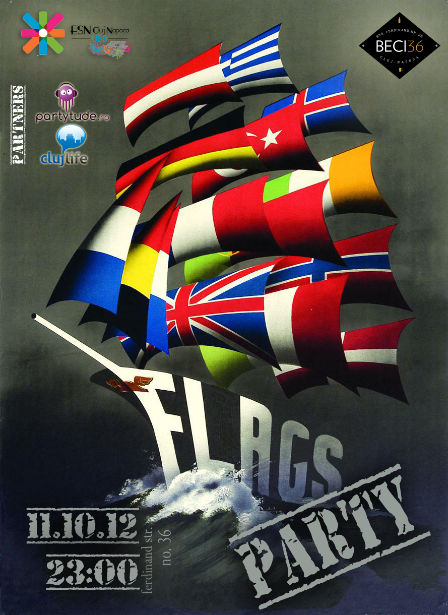 Flags Party @ Beci36