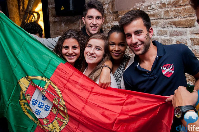 Poze: Flags Party @ Beci36