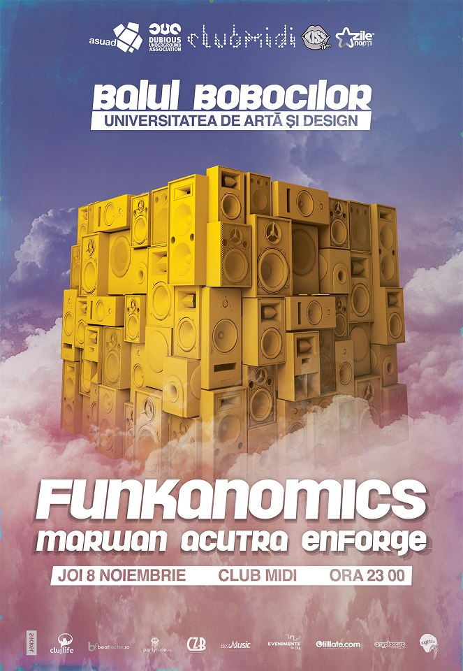 Funkanomics @ Club Midi