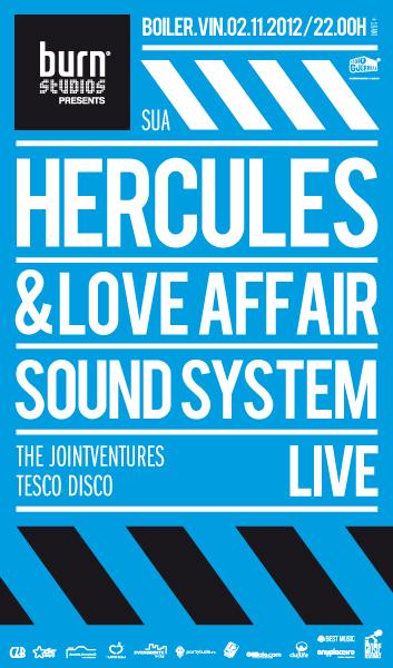 Hercules & Love Affair @ Boiler Club