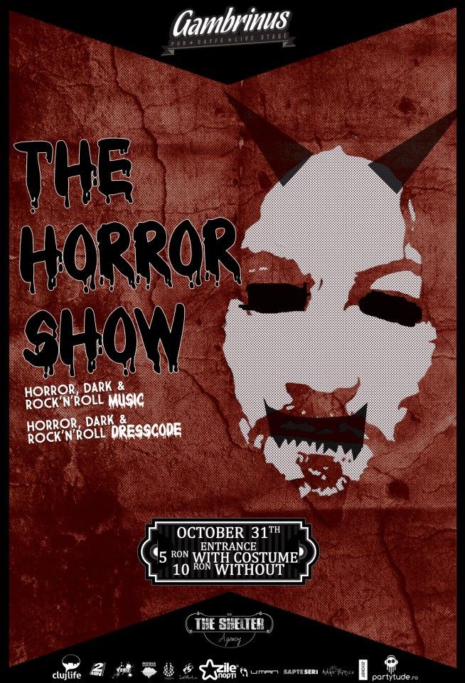 The Horror Show @ Gambrinus Pub