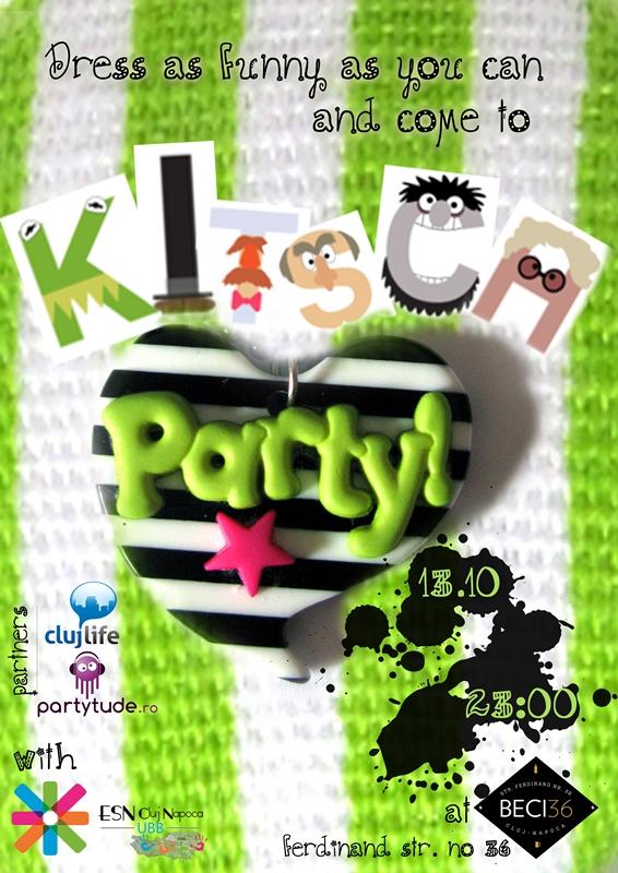 Kitsch party @ Beci36