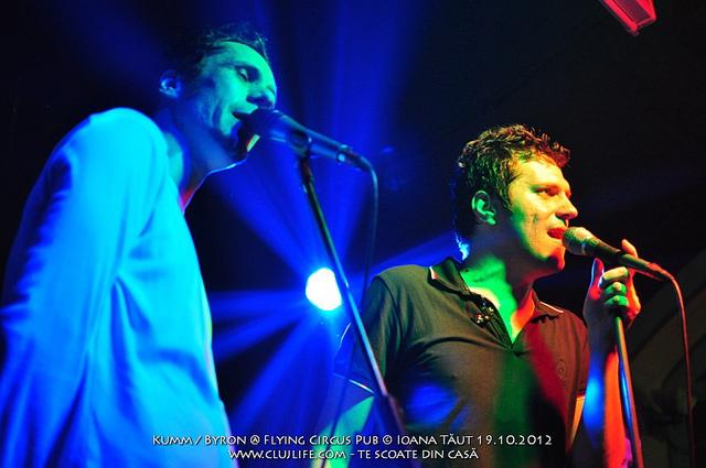 Poze: Kumm / Byron @ Flying Circus Pub