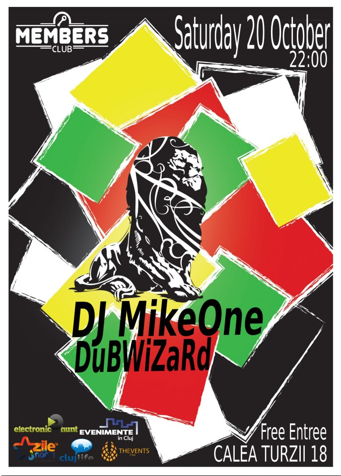 MikeOne & DubWizard @ Members Club