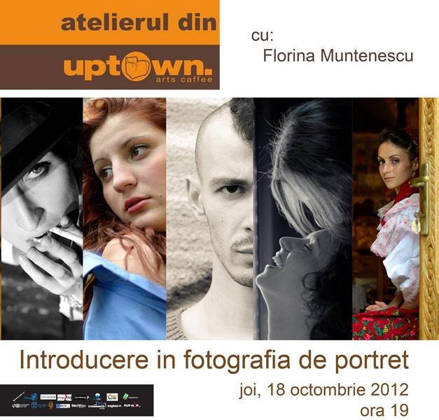 Introducere in fotografia de portret