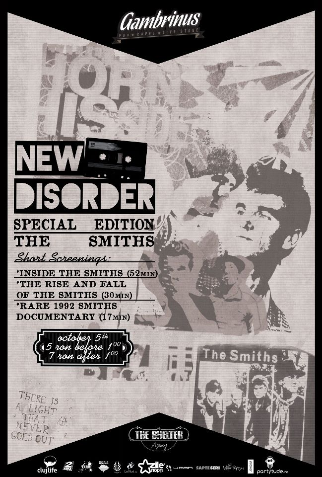 New Disorder – The Smiths special edition