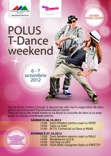 Polus T-Dance Weekend