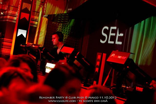 Poze: Remember Party @ Club Midi