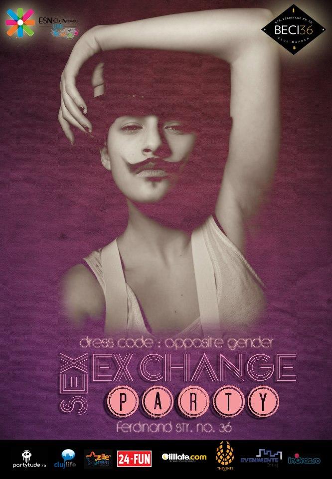 Sex Exchange Party @ Beci 36