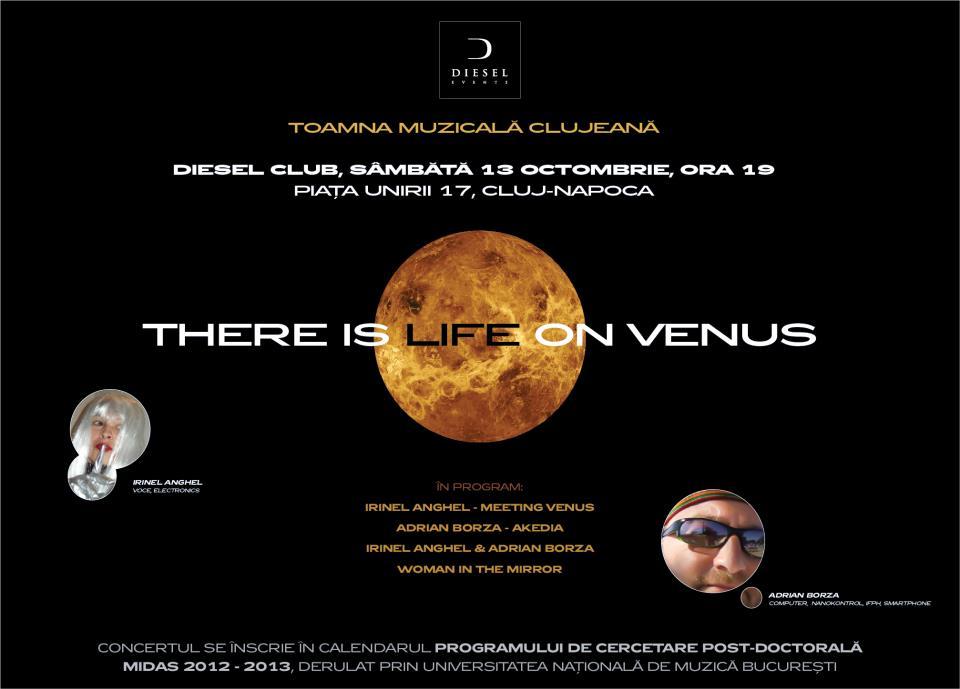 Exista viata pe Venus @ Club Diesel