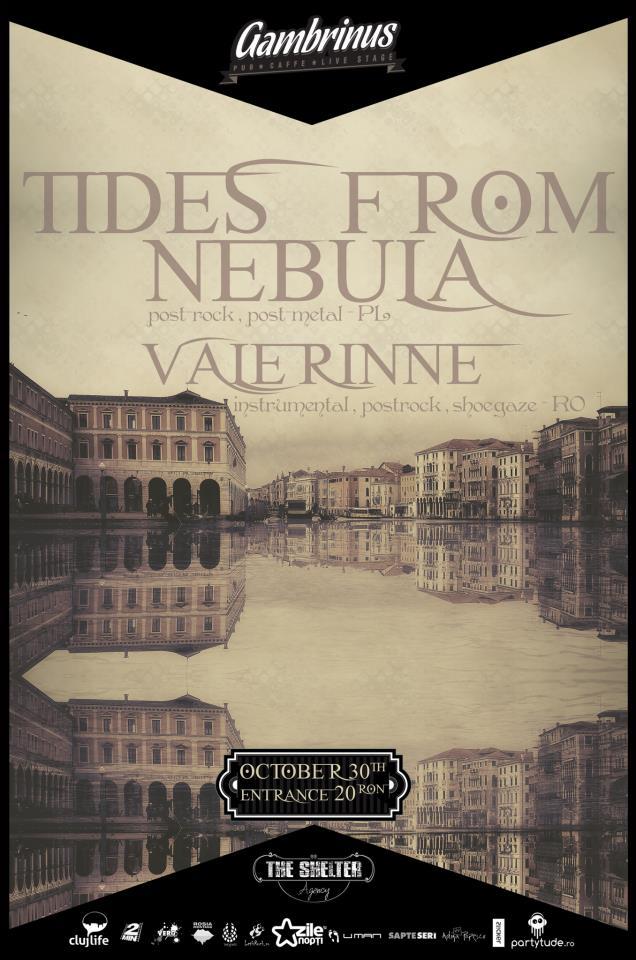 Tides from Nebula @ Gambrinus Pub