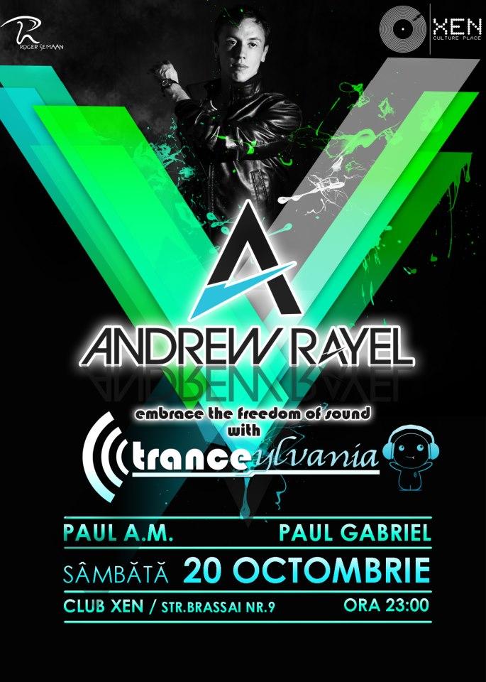 Andrew Rayel @ Club Xen