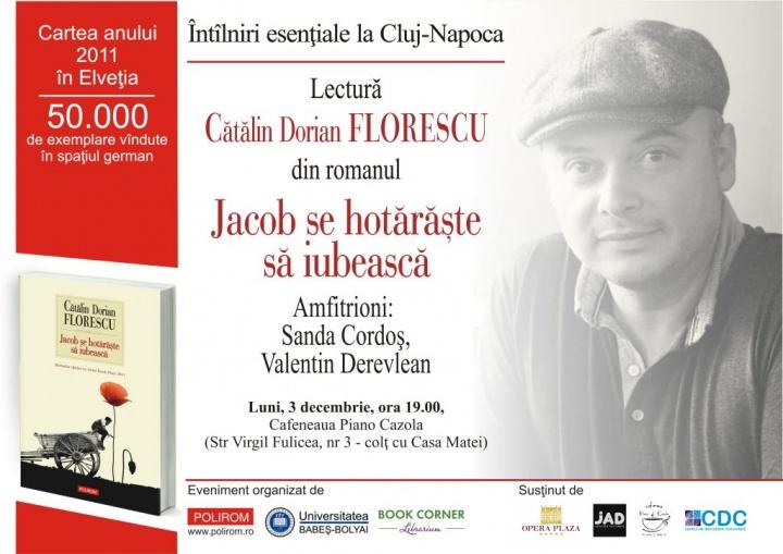 Lectură la Cluj – Cătălin Dorian Florescu