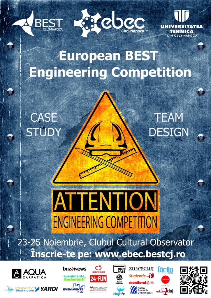 European BEST Engineering Competition 2012
