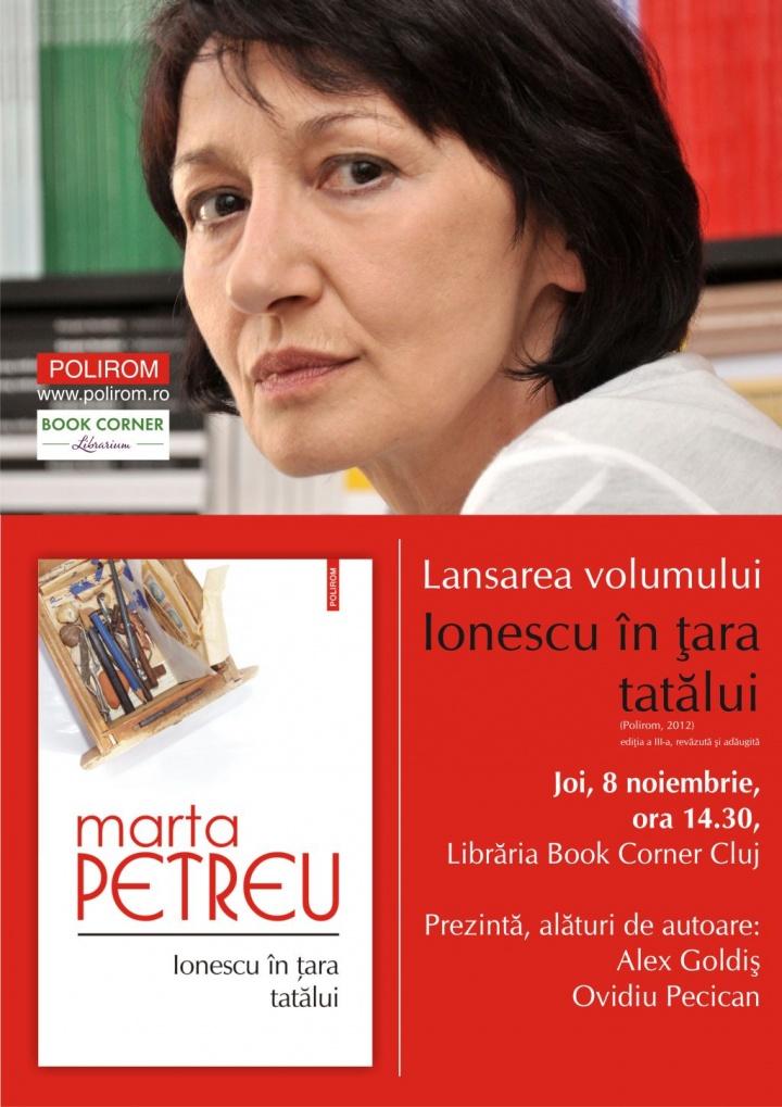 Ionescu in tara tatalui @ Book Corner