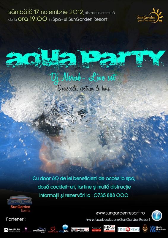 Aqua Party @ SunGarden